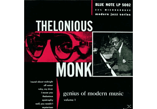 Thelonious Monk - Genius Of Modern Music Vol.1 [CD]