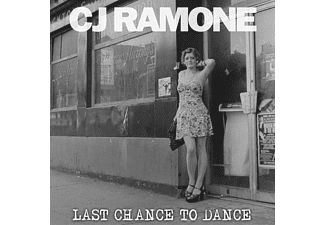 Cj Ramone - Last Chance To Dance - (CD)
