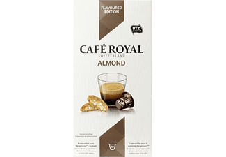 CAFE ROYAL 2000573 Almond Flavoured Edition Kaffeekapseln (Nespresso)