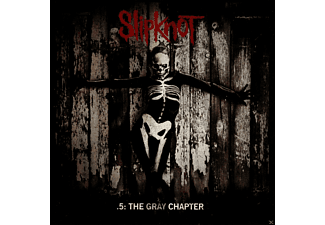 Slipknot - .5 - The Gray Chapter (CD)