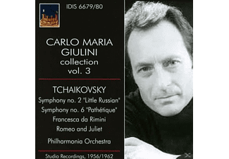 The Philharmonia Orchestra - Carlo Maria Giulini Collection Vol.3 - (CD)