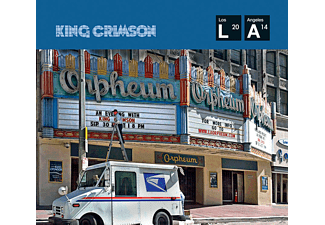 King Crimson - Live At The Orpheum [CD + DVD Audio]