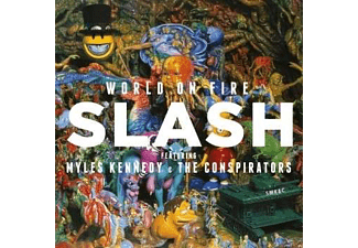 Slash - World On Fire (Vinyl LP (nagylemez))