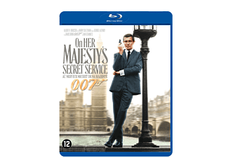 On Her Majesty's Secret Service | Blu-ray
