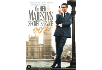 On Her Majesty's Secret Service | DVD