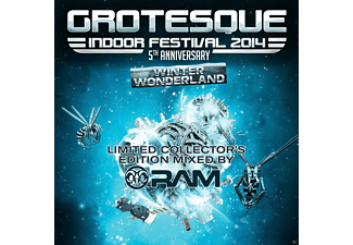VARIOUS - Grotesque Indoor Festival 2014  (Ltd.Edition) - (CD)
