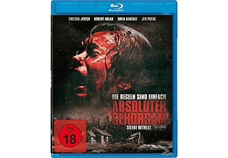 Absoluter Gehorsam - Silent Retreat [Blu-ray]