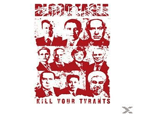 Blood Eagle - Kill Your Tyrants Ep (White) - (Vinyl)