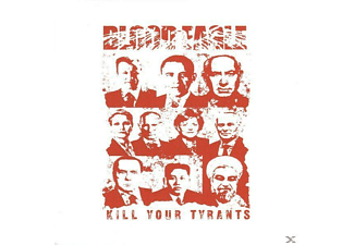 Blood Eagle - Kill Your Tyrants Ep (Splatter) [Vinyl]