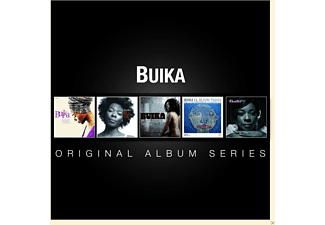 Concha Buika - Original Album Series Buika [CD]