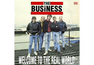 The Business - Welcome To The Real World - (Vinyl)