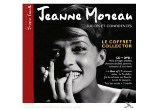 Jeanne Moreau - Succes Et Confidences-Collecto - (CD)
