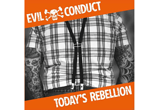 Evil Conduct - Today's Rebellion - (CD)