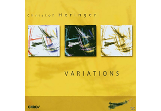Christof Heringer - Variations - (CD)