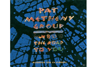 Pat Metheny, Pat Metheny Group - The Road To You - (CD)