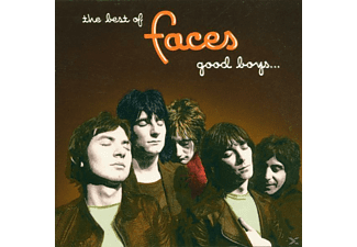 Faces - Good Boys...When They're Asle - (CD)