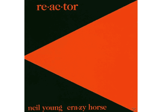 Neil Young - Re-Ac-Tor - (CD)