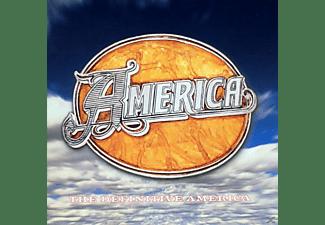 America - The Definitive America - (CD)