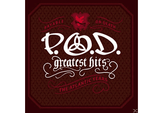 P.O.D. - Greatest Hits (Atlantic Years) - (CD)