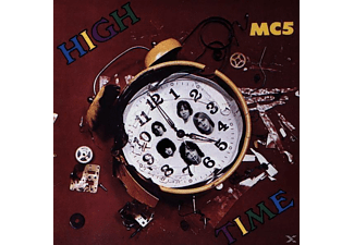 Mc5 - High Time - (CD)