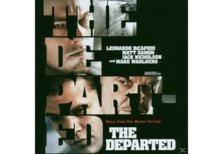 VARIOUS - Departed, The - (CD)