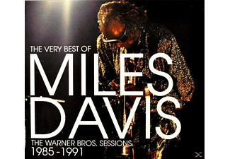 Miles Davis - Very Best Of The WB Sessions [CD]
