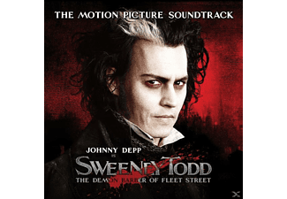 VARIOUS - Sweeney Todd - The Demon Barber Of Fleet Street [CD]