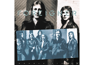 Foreigner - DOUBLE VISION (EXPANDED + DIGITAL REMASTERED) - (CD)