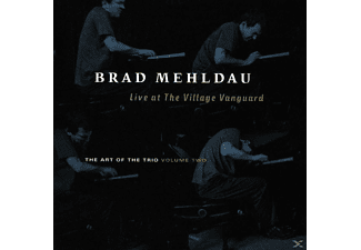 Brad Mehldau Art Of The Trio Vol.2, The CD