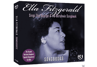 Ella Fitzgerald - The George Gershwin Songbook - (CD)