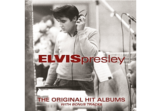 Elvis Presley - The Original Hit Albums [Box-Set] - (CD)
