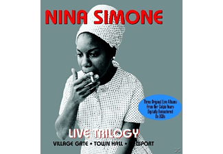 Nina Simone - Live Trilogy - (CD)