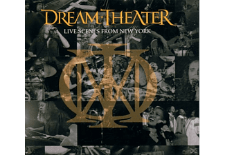Dream Theater - Live Scenes from New York (CD)