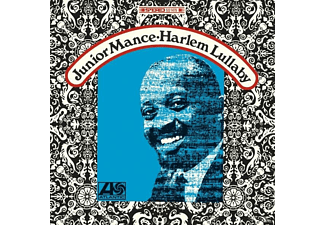 Junior Mance - Harlem Lullaby - (CD)