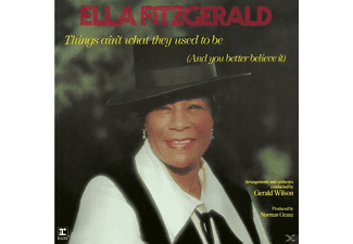 Ella Fitzgerald - Things Ain't What They Used To - (CD)