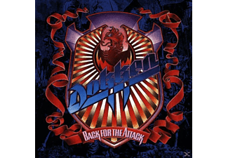 Dokken - Back For The Attack - (CD)