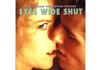 VARIOUS - Eyes Wide Shut [CD]