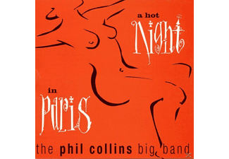 Phil Collins - A Hot Night In Paris - (CD)