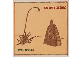 Gregory Isaacs - COOL RULER - (CD)