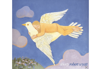 Robert Wyatt - Shleep - (CD)