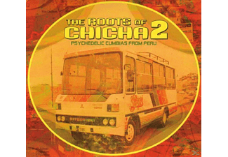 VARIOUS - The Roots Of Chicha 2-Psychedelic Cumbias From Per - (CD)