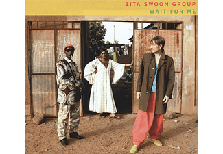 Zita Swoon Group - Wait For Me [CD]