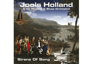 Jools Holland & His Rhythm & Blues Orchestra - Sirens Of Song [CD]