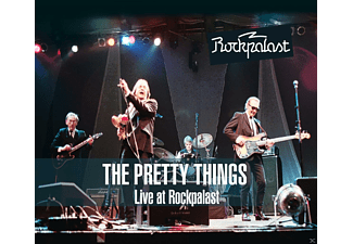 The Pretty Things - Live At Rockpalast - (DVD + CD)