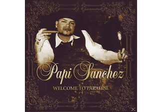 Papi Sanchez - Welcome To Paradise [CD]