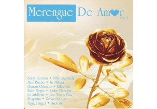 Div Merengue - Merengue De Amor 2 - (CD)