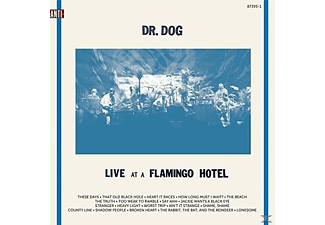 Dr.Dog - Live At A Flamingo Hotel (Dolp) - (Vinyl)