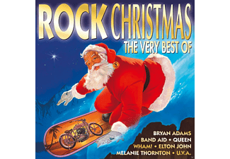 VARIOUS - Rock Christmas-The Very Best Of (New Edition) [CD]