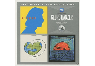 Georg Danzer - The Triple Album Collection - (CD)