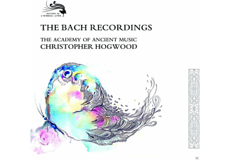 Academy Of Ancient Music - Hogwood: The Bach Recordings [CD]